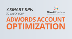 AdWords Optimization Infographic