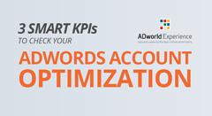 Measuring AdWords Optimization